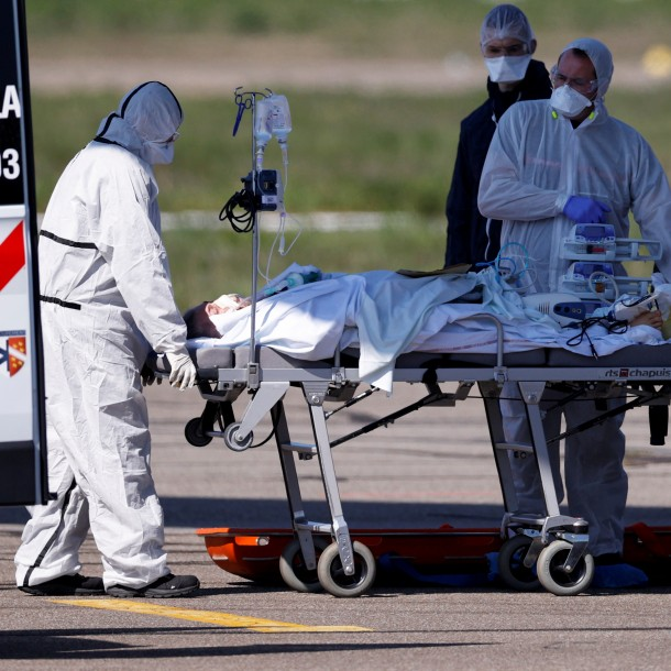 Agencia internacional informa más de 65.000 muertes por coronavirus alrededor del mundo