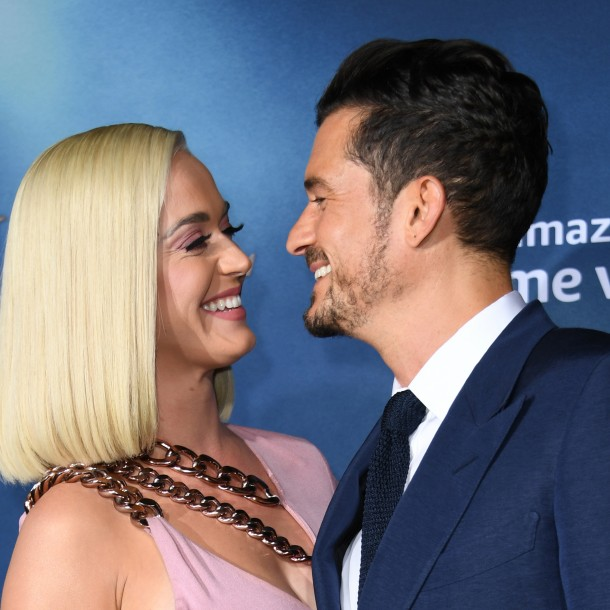 Katy Perry reveló el sexo del bebé que espera con Orlando Bloom