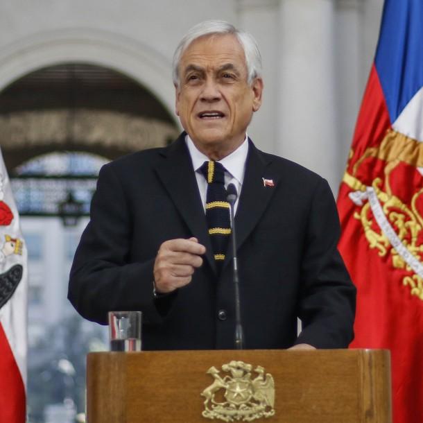 Piñera y éxito de la Teletón 2020: