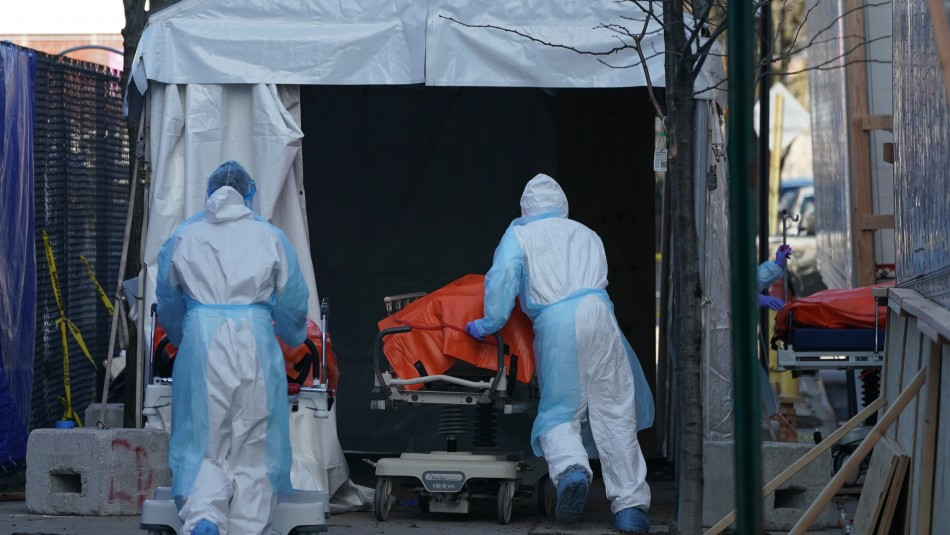 Cifra de muertos por coronavirus en el mundo aumenta a más de 70.000