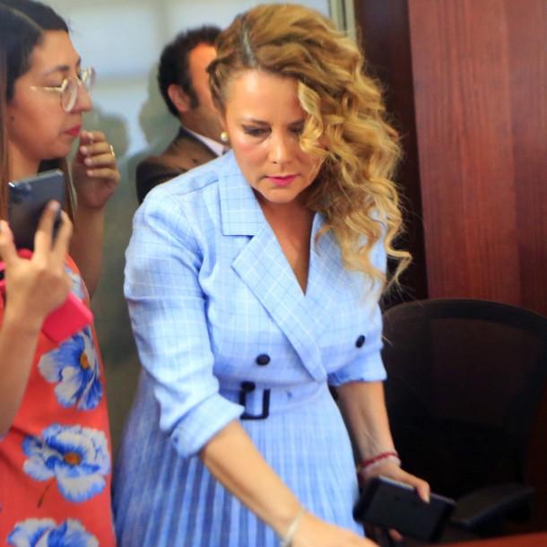 La carrera a contracorriente de la alcaldesa de Maipú Cathy Barriga