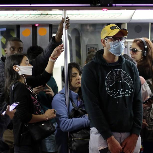 Mascarilla obligatoria en transporte: Dónde se deberá ocupar el protector