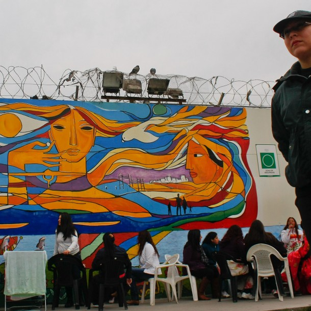 Confirman primer caso de coronavirus en cárcel de mujeres de San Miguel