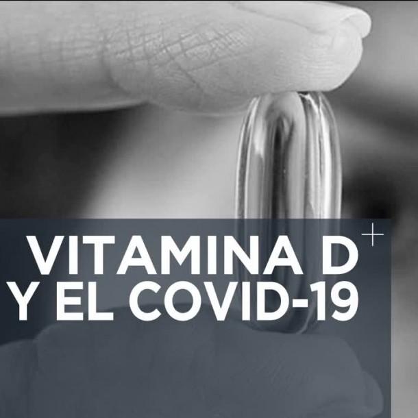 Los beneficios de la vitamina D contra el COVID-19