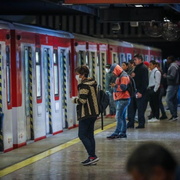 Metro anuncia habilitación de estación Baquedano para combinaciones desde este miércoles