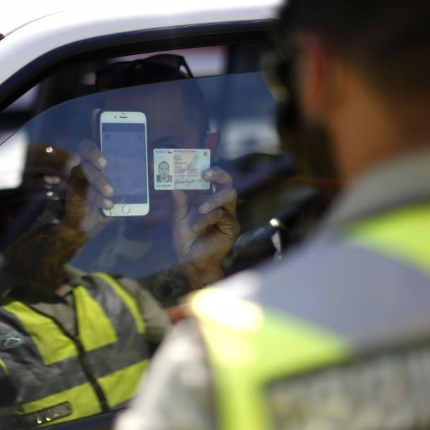 Carabineros ya realiza controles en Ruta 68: Conoce en qué consisten las fiscalizaciones