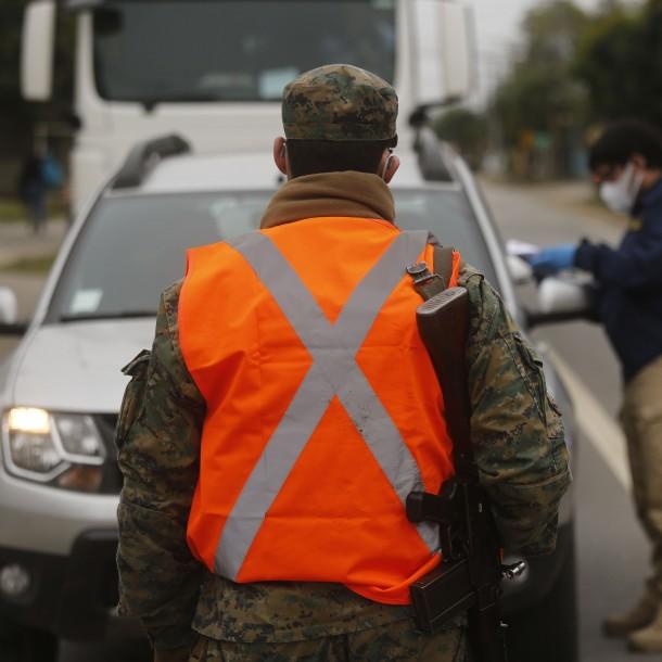 Puente Alto: Decretan cuarentena parcial en la comuna y traslado de presos mayores de 60 años