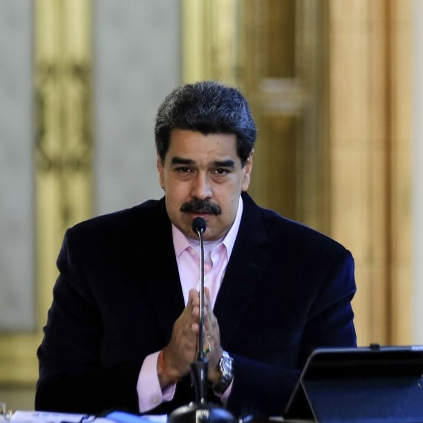 Maduro ordena hospitalización de todos los contagiados por coronavirus en Venezuela