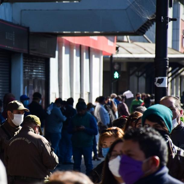 Temuco con el mayor número de infectados: Investigan focos de contagio en La Araucanía