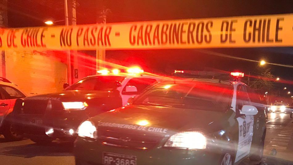 Violento robo en Peñalolén: Asaltantes agreden a joven con movilidad reducida para sustraer su automóvil