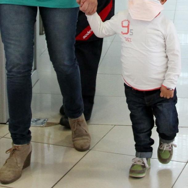 Informe epidemiológico: 26 niños de entre 0 y 4 años están contagiados con coronavirus en Chile