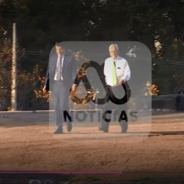 Diputado Díaz denuncia ante Fiscalía a Piñera por visita a Plaza Italia