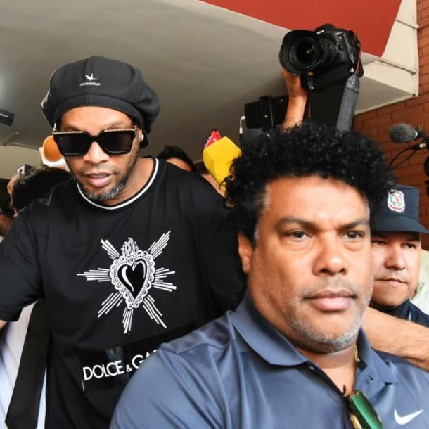 El lujoso hotel en el que Ronaldinho cumplirá prisión preventiva en Paraguay