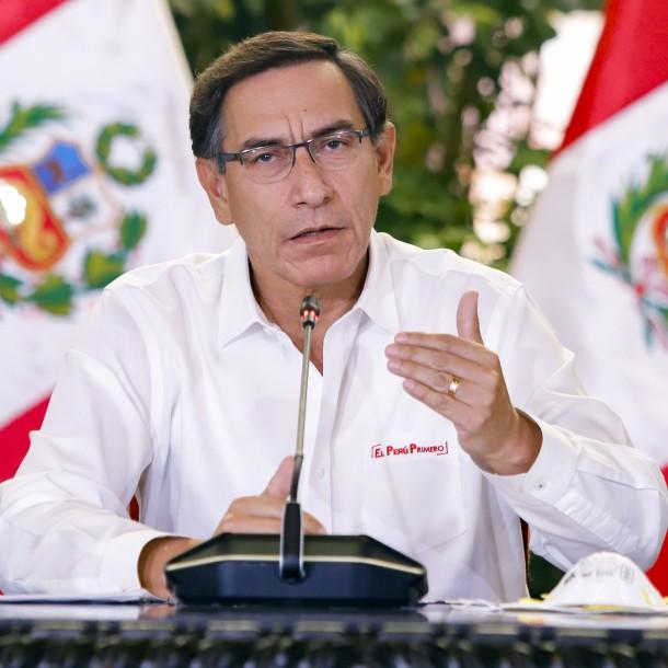 Perú prolonga Estado de Emergencia y cuarentena hasta el 26 de abril por coronavirus