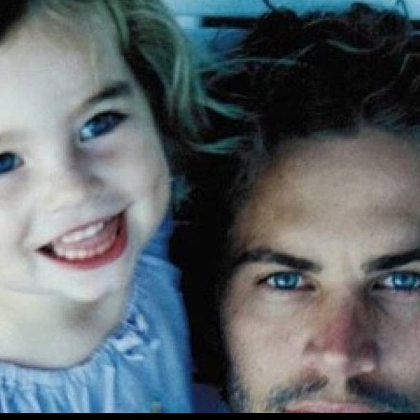 Hija de Paul Walker comparte un video inédito de su padre en Instagram