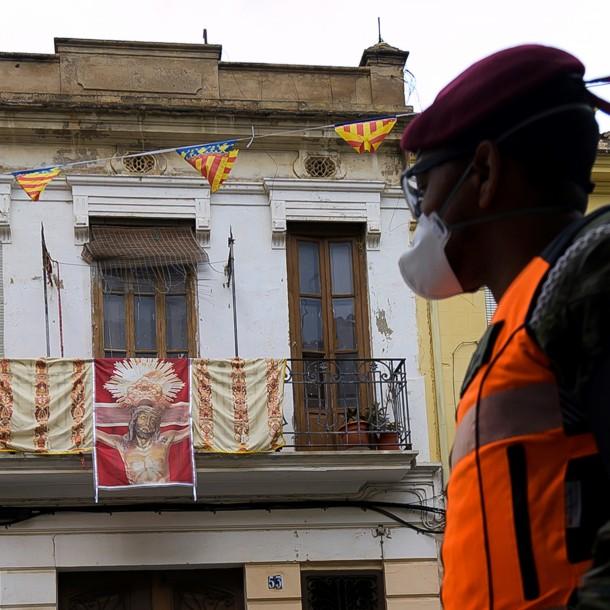 Balance diario de muertes por coronavirus en España aumenta por segundo día consecutivo