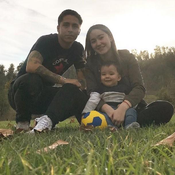 Jaime Carreño y su novia Isidora afrontan la muerte de su hijo: