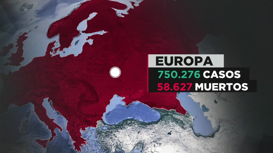 COVID-19 en Europa: Unión Europea no logra acuerdo para plan económico