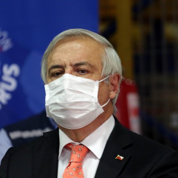Ministro Mañalich y uso de la hidroxicloroquina: