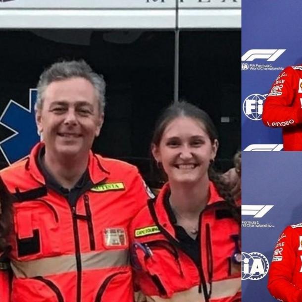 Gerente de Pirelli deja el glamour de la Fórmula Uno para combatir el coronavirus como chofer de ambulancia