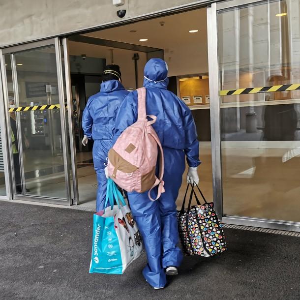 Lo más visto: Hospital de Maipú confirma dos nuevas muertes por coronavirus