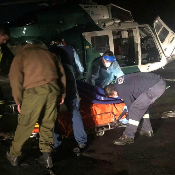 Carabinero es gravemente herido por impactos de bala en la comuna de Cañete