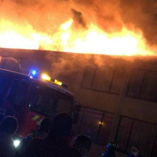 Incendio en Penco afecta a ocho viviendas y deja 30 damnificados