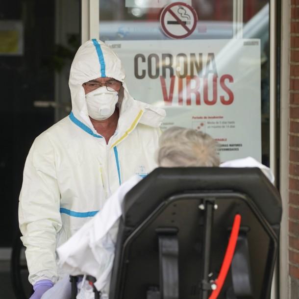 La cifra más baja desde el 24 de marzo: España registra 605 nuevas muertes por coronavirus