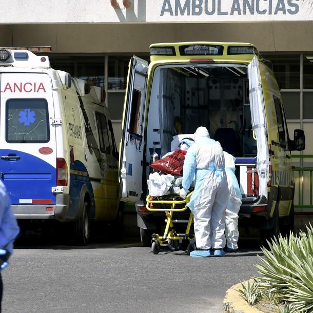 Ocho nuevos fallecidos por coronavirus en Chile: Todos tenían