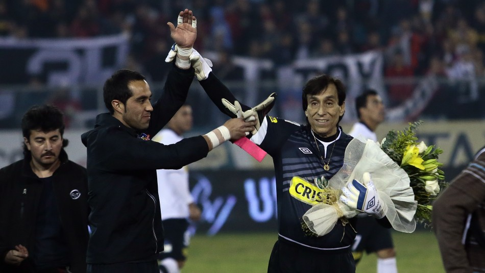 Roberto Rojas por futuro de Claudio Bravo: