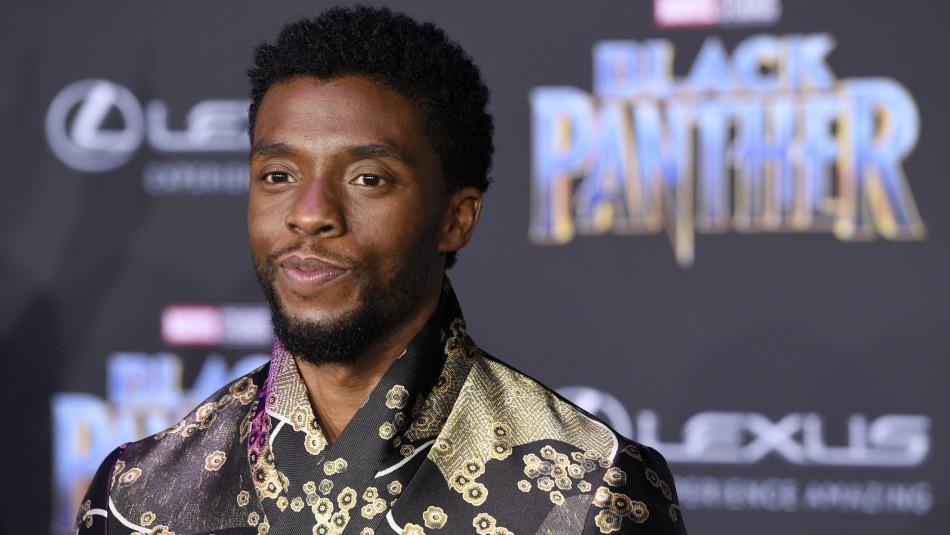 Estrella de Black Panther presenta notoria baja de peso y preocupa a sus fans