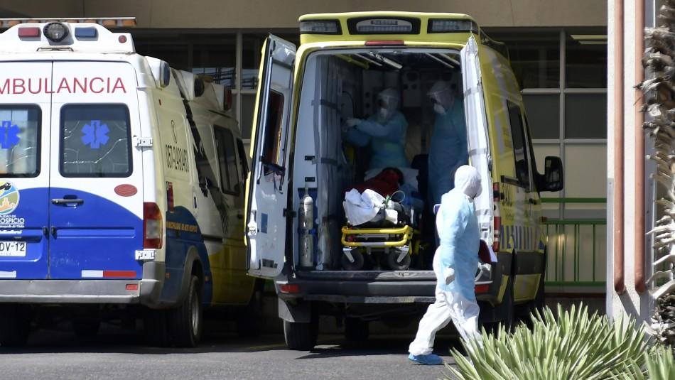 Siete nuevos fallecidos en Chile por coronavirus: Cinco de ellos recibieron
