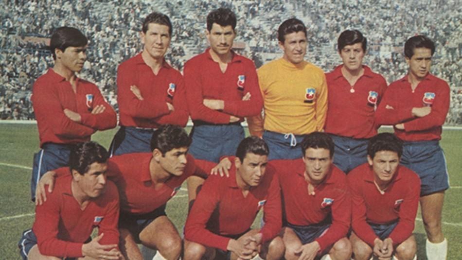 Archivo histórico: Retransmitirán campaña de selección chilena en Mundial del 62