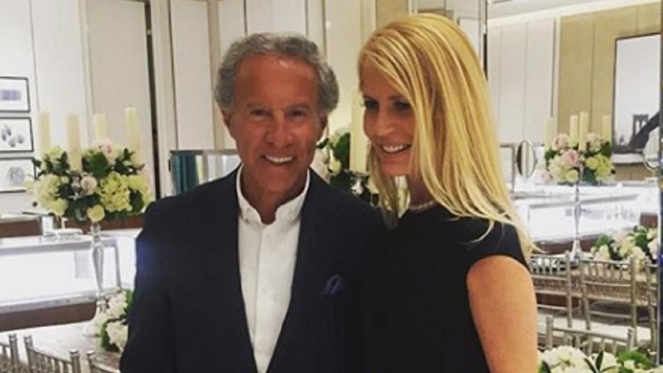 Cecilia Bolocco anuncia que contraerá matrimonio con empresario José Patricio Daire