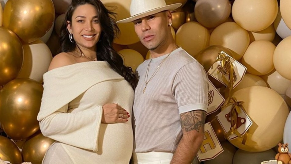 Lisandra Silva y Raúl Peralta anuncian el nacimiento de su primer hijo