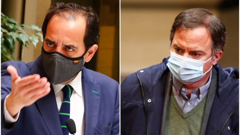 Denuncian amenazas de muerte contra diputados Walker y Mulet tras aprobación de proyecto de retiro de fondos AFP