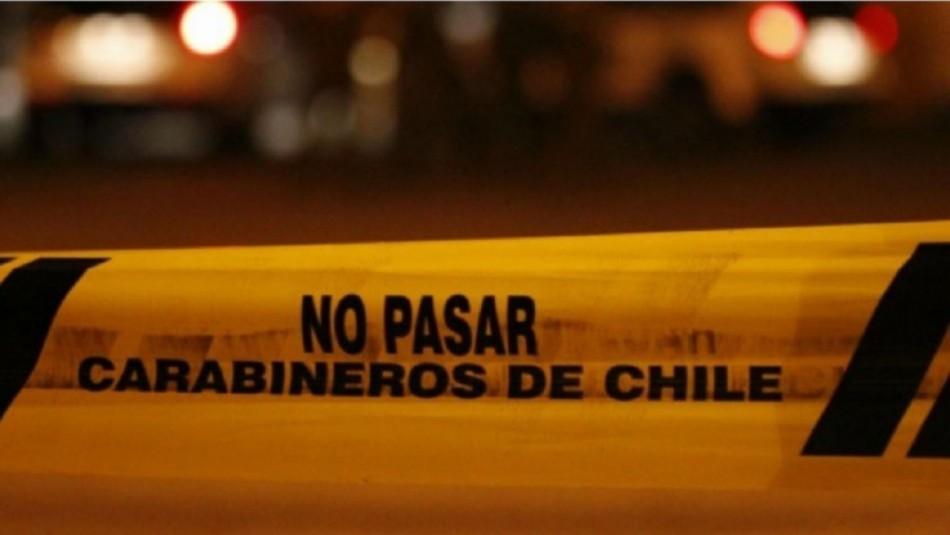 Detienen a ocho personas por saqueos y desórdenes públicos en Puente Alto