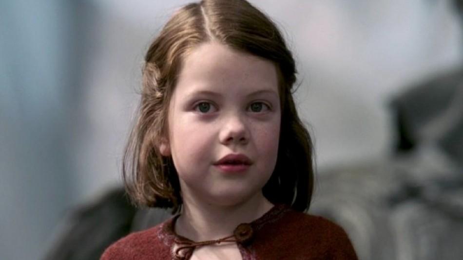 Así luce la pequeña y tierna Lucy de