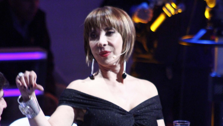 Cristina Tocco sufrió portonazo: