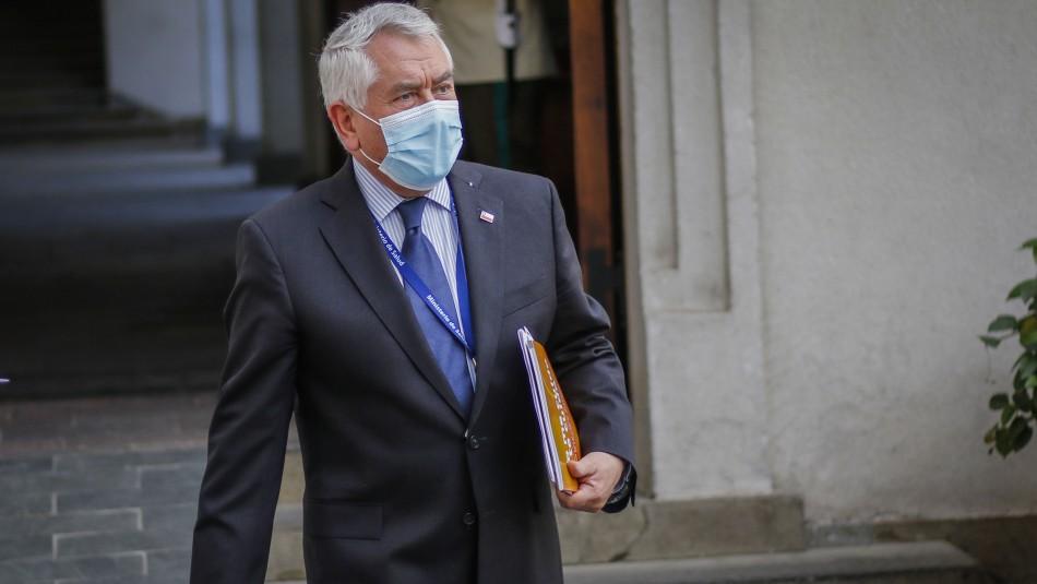 Coronavirus en Chile: Nuevos casos vuelven a superar los 1.800 después de tres semanas