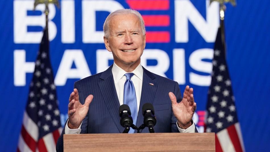 Medios internacionales afirman que Joe Biden es el presidente electo en Estados Unidos