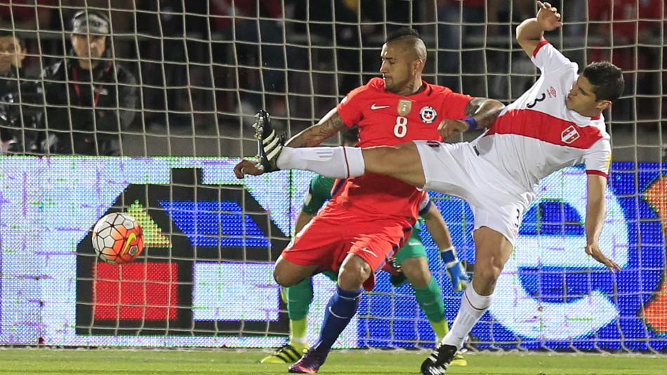 La Roja recibe a Perú por Eliminatorias.