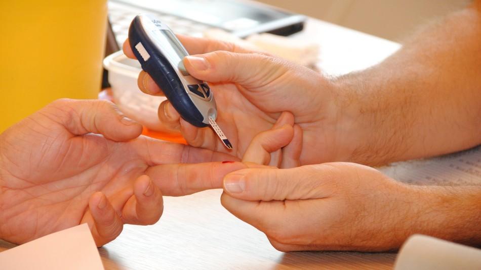 Más de 1.5 millones de personas en Chile viven con diabetes