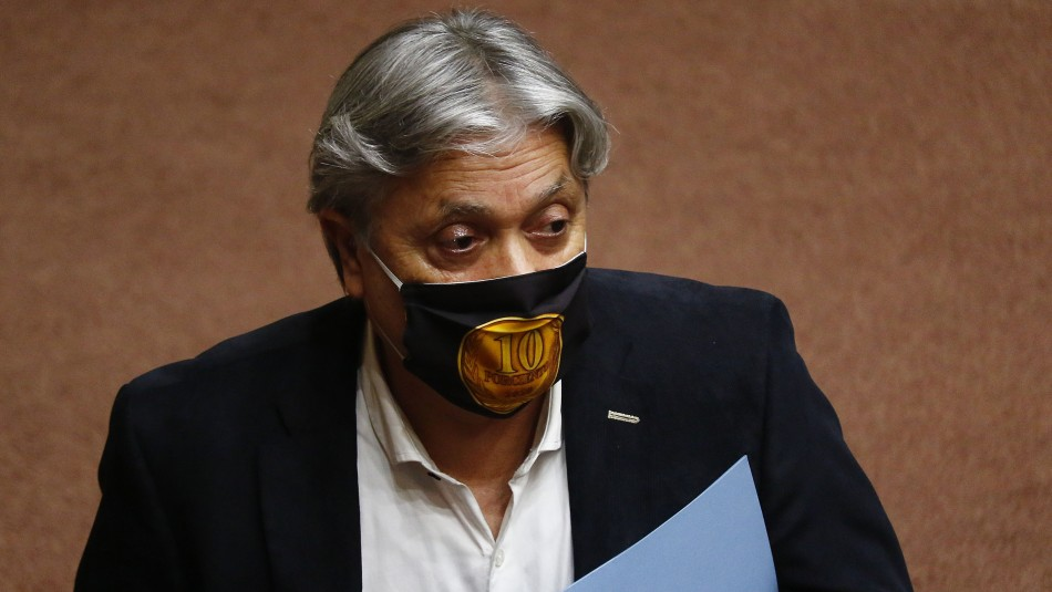 Senador Navarro sigue en estado crítico pese a presentar leve mejoría