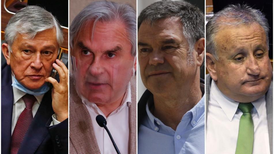 Retiro del 10%: Las posturas de senadores de Chile Vamos ante proyecto de Reforma y del Gobierno