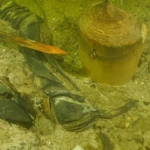 Encuentran restos casi intactos de un soldado medieval de hace 500 años