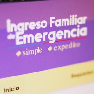 Nuevo Ingreso Familiar de Emergencia: Revisa si te corresponde el beneficio