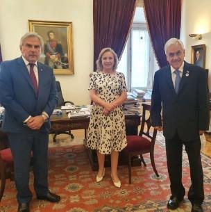 Segundo 10% de la oposición: Moreira anuncia que se abstendrá tras reunión con Piñera