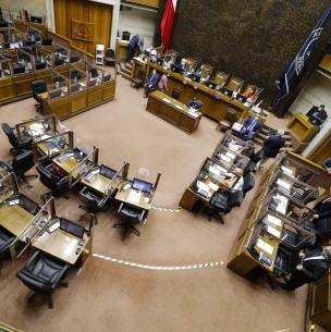 Senado discute proyecto de segundo retiro del 10% de la oposición