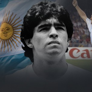 Fútbol mundial de luto tras la muerte de Diego Armando Maradona